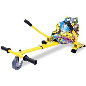 ACCESSOIRES GYROPODE - HOVERBOARD Cool&Fun hoverkart Kit Kart pour hoverboard gyropo