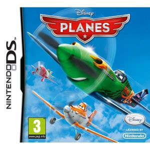 JEU DS - DSI Disney Planes The Video Game (Nintendo DS) [UK IMP
