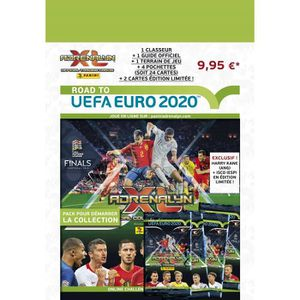 CARTE A COLLECTIONNER ROAD TO UEFA EURO 2020 TCG Starter-pack (1 classeu