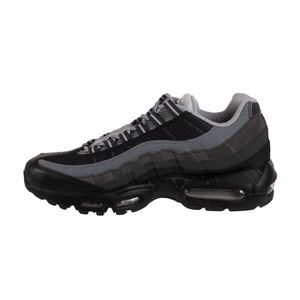 super popular 6ca48 dbc8f Basket Nike Air Max 95 Essential - 749766-014 Noir Noir - Achat ...
