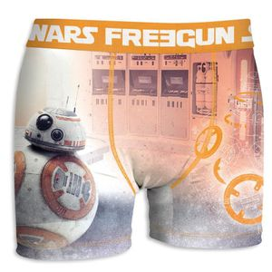 BOXER - SHORTY Boxer Freegun Enfant Star Wars BB-8