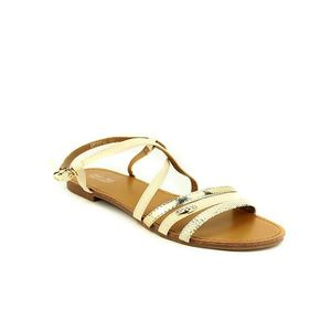 SANDALE - NU-PIEDS sandale - nu-pieds, Sandales Doré Chaussures Femme