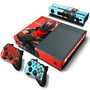 STICKER - SKIN CONSOLE Xbox ONE Fortnite Battle Royale Housse d'autocolla