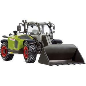KIT MODÉLISME Siku D - C Tracteur Claas Scorpion704 - Jeux-Jouet