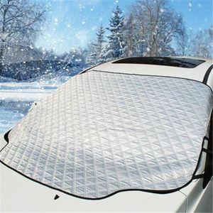 du g/èle et de glaces de la neige Winter /&/ét/é voiture pare-brise avant fen/être film de protection d/écran-pour prot/éger du soleil