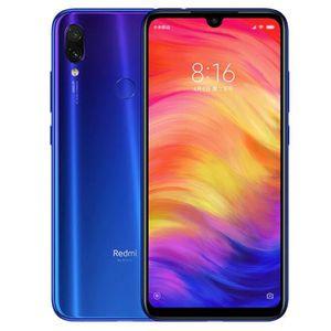 SMARTPHONE Xiaomi Redmi Note 7 Dual Sim Smartphone 6+64G Bleu