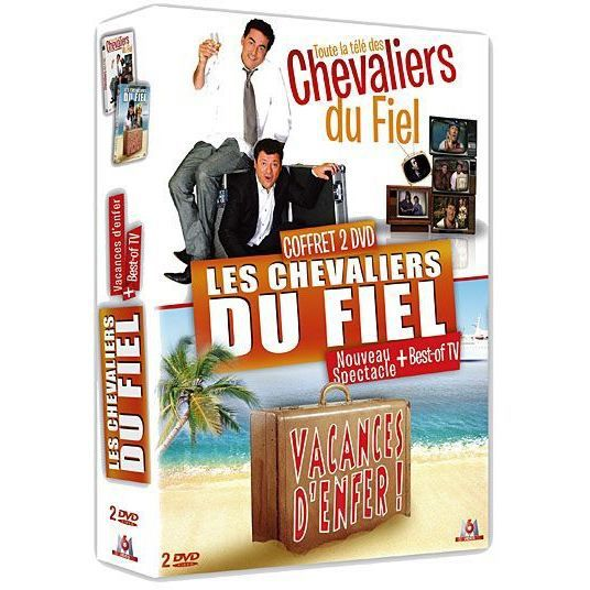 dvd les chevaliers du fiel vacances d 39 enfer en blu. Black Bedroom Furniture Sets. Home Design Ideas