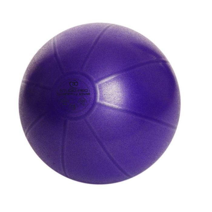 500Kg Swiss Ball pompe incluse - 75cm violet