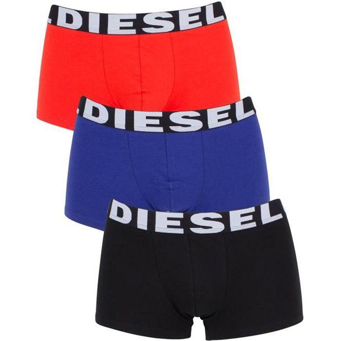 Diesel Homme UMBX Shawn 3 Pack Boxer,