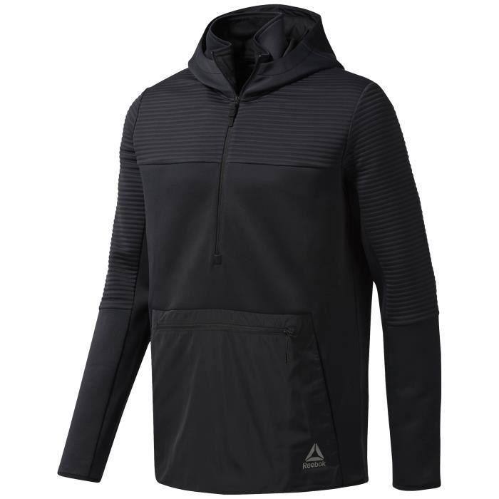Sweatshirt à capuche Reebok Thermowarm Control