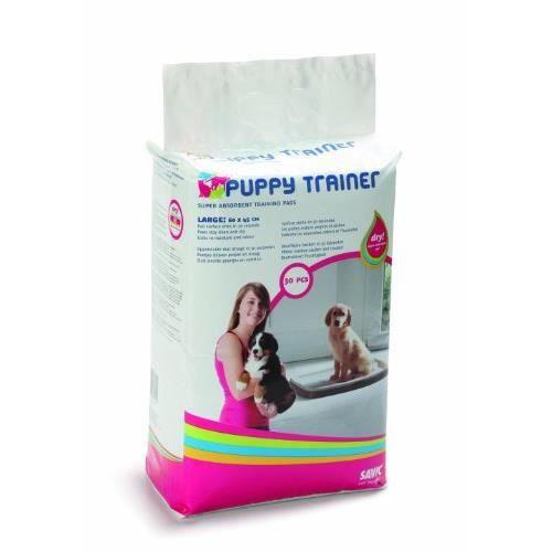 VADIGRAN Savic Puppy Trainer Pads pour Chien 60 x 45 cm 30- 32440000