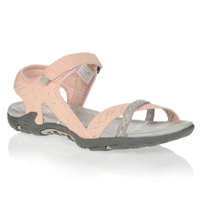 WANABEE Sandales de randonnée Sand 200 - Femme - Beige