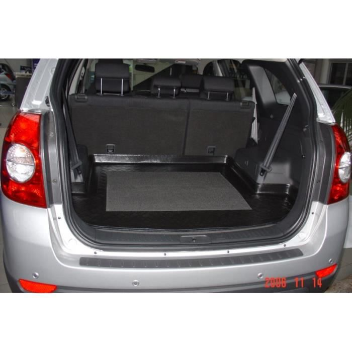 chevrolet captiva 5 7 pl 2006 bac de coffre achat vente tapis de sol chevrolet captiva 5 7. Black Bedroom Furniture Sets. Home Design Ideas