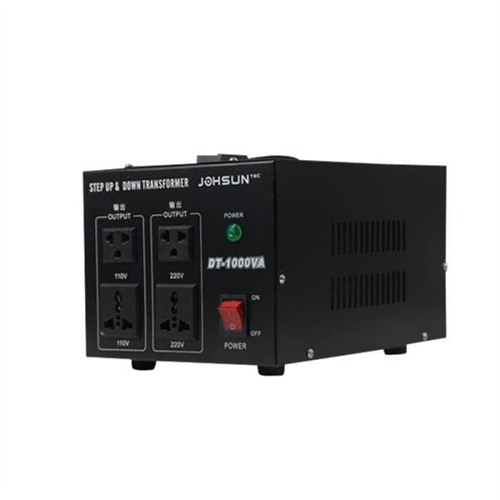 1000 Watt Step Up Down Régulateur De Tension Transformateur Convertisseur Ac 220 V 110 V 110 V 220 V