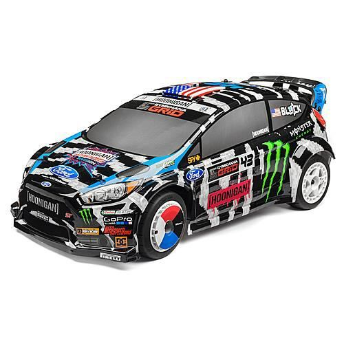 voiture de piste wr8 1 8 me flux brushless ken block gymkhana rx43 100 km h hpi racing. Black Bedroom Furniture Sets. Home Design Ideas