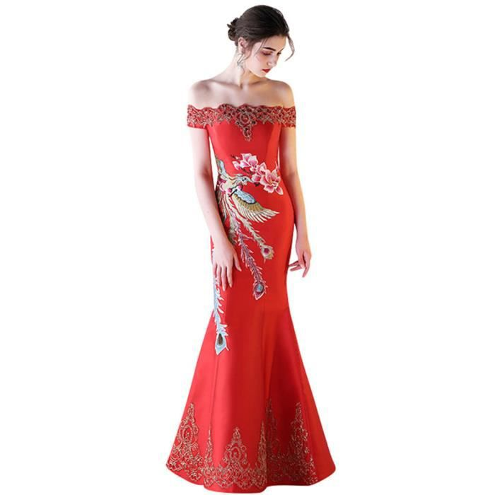 Robe de cocktail site chinois