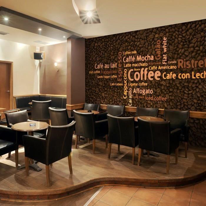 Papier Peint Motifs De Cuisine Moderne Dimension 200x154 Latte