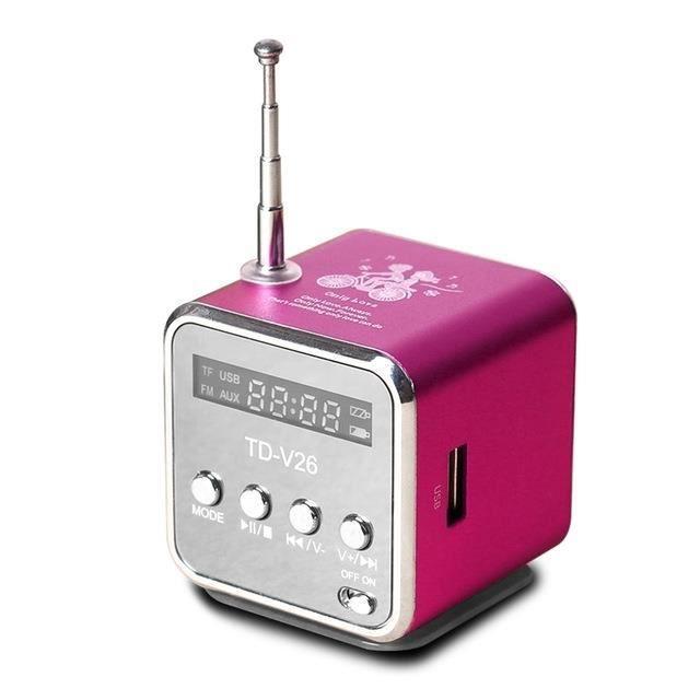 ENCEINTE NOMADE Enceinte Bluetooth Haut-parleurs Portables Avec Mi