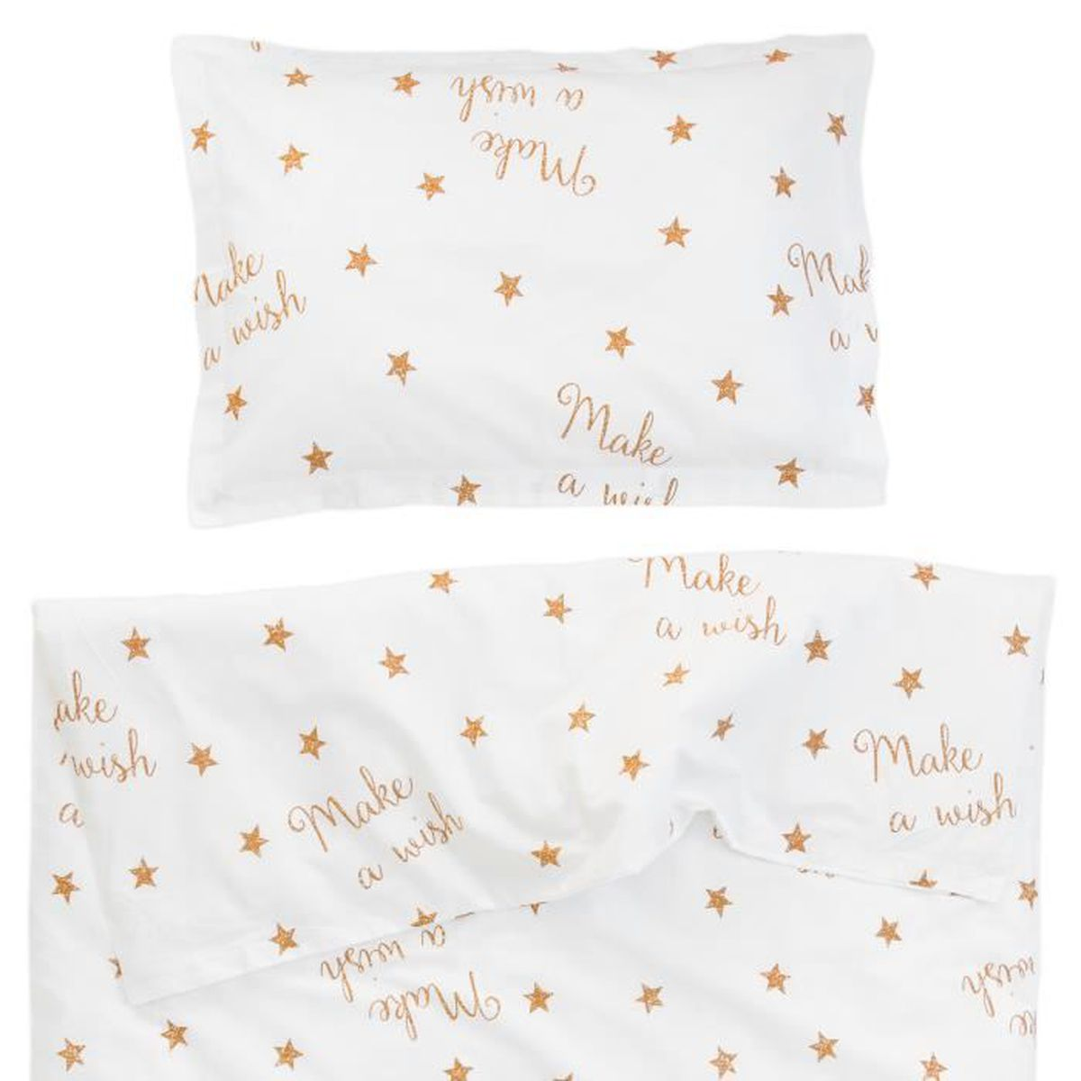 Baby Make A Wish - Housse de couette 120x1