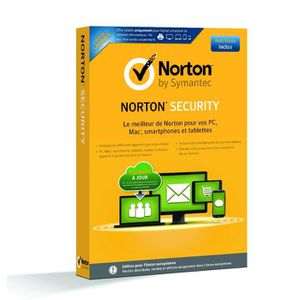 ANTIVIRUS Norton Security Special Attach MM 5 app. 1an