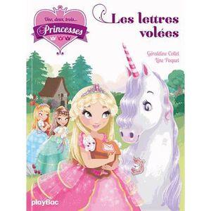 Livre 6-9 ANS Une, deux, trois... Princesses Tome 2