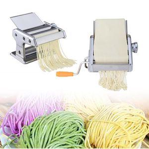 MACHINE À PÂTES Coffret machine à pâtes spaghetti, tagliatelle et