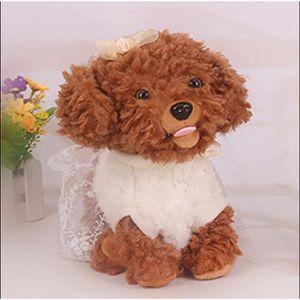 POUPÉE Portable chien à courte soie électrique jouets int