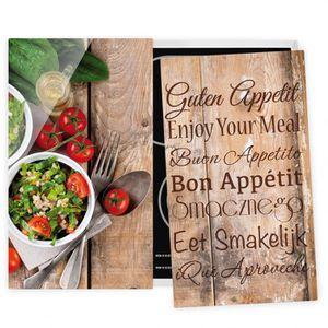 PLAQUE INDUCTION Couvre plaque de cuisson - Good Appetite - 52x60cm