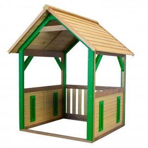 MAISONNETTE EXTÉRIEURE Axi Maison Jane Maisonnette cabane bois cèdre trop