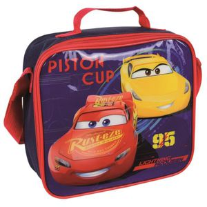 SAC À GOUTER Fun House Disney Cars sac gouter comprenant 1 sac