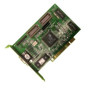 CARTE GRAPHIQUE INTERNE Carte Graphique Video CIRRUS LOGIC FQI54X62L PCI C