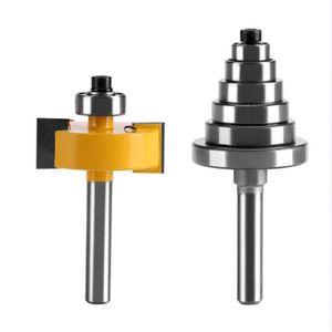 foret en aluminium plus fraise en bout de 6mm pour une t/énacit/é /élev/ée coupe /à grande vitesse sur la fraiseuse Mugast Fraise en bout /à queue droite /à trois fentes CNC r/ésistance /à lusure