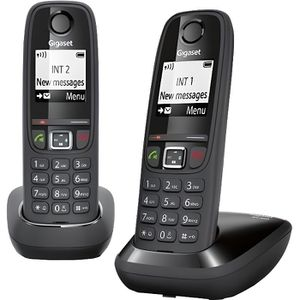 telephone dect duo achat vente telephone dect duo pas. Black Bedroom Furniture Sets. Home Design Ideas