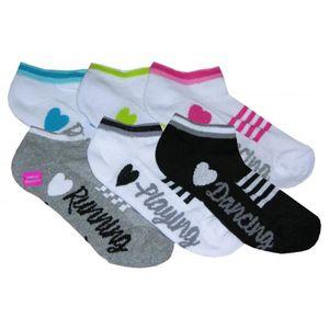 Lot de 9 paires de chaussettes de sport HEAD Performance mixtes 35-38 39-42 43-46