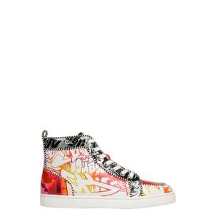 BASKET CHRISTIAN LOUBOUTIN HOMME 1190262CMA3 MULTICOLORE