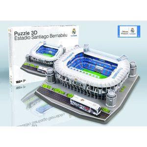 PUZZLE MEGABLEU Puzzle Stade 3D - Santiago Bernabeu (Real