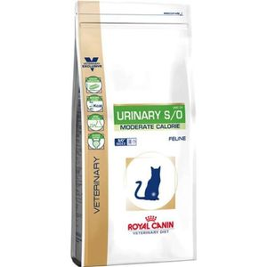 CROQUETTES ROYAL CANIN Croquette Vdiet Urinary S / O Moderate