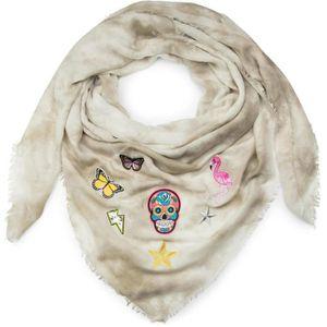 ECHARPE - FOULARD styleBREAKER foulard XXL style batik vintage avec