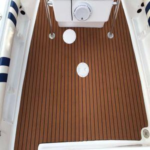 REVÊTEMENT ANTIDÉRAPANT TEMSPA Tapis de Sol EVA Mousse Teak Yacht Decking
