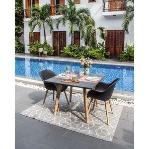 Table Et Chaise De Jardin Achat Vente Table Et Chaise De