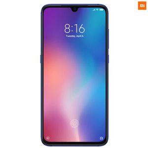 SMARTPHONE Xiaomi Mi 9 128Go Bleu Smartphone 4G avec un écout