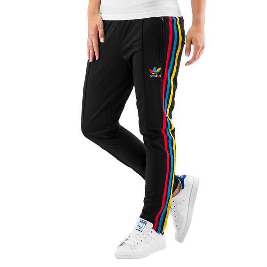 ORIGINAUX Grp Bas ADIDAS Survêtement Noir SUPERSTAR Pantalon