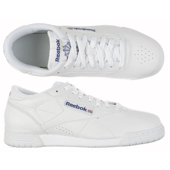 a3012e9ef96f4 REEBOK Chaussure Classic Exofit Low Homme - Achat   Vente basket ...