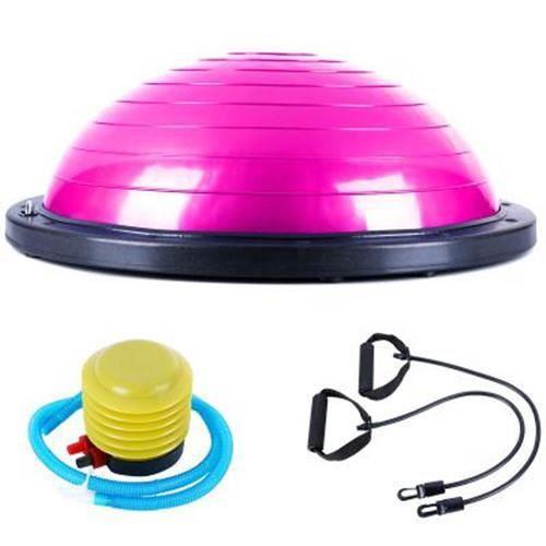 Yoga Pilates fitness équilibre hémisphère hémisphère vague vitesse balle rééducation à domicile entraînement équipement sportif