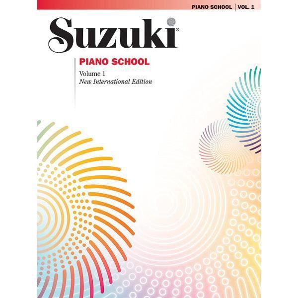 Suzuki Piano School 1, Recueil pour Piano ou Clavier édité par Alfred Music Publications référencé : ALF000473SX