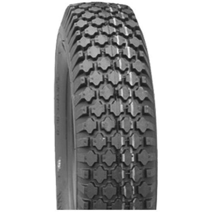 Pneu Chariot Kings Tire 4.10/3.50-4 V6602 4PR + Chambre à air