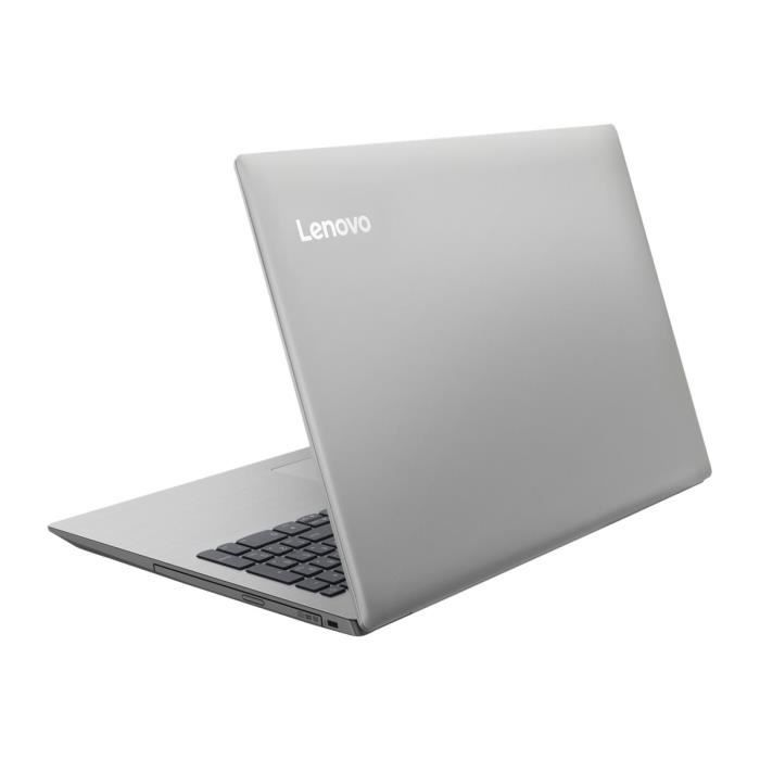 Lenovo 330 15Arr 81D2 Ryzen 5 2500U 2 Ghz Win 10 Familiale 64 bits 8 Go Ram 128 Go Ssd + 1 To Hdd 15.6