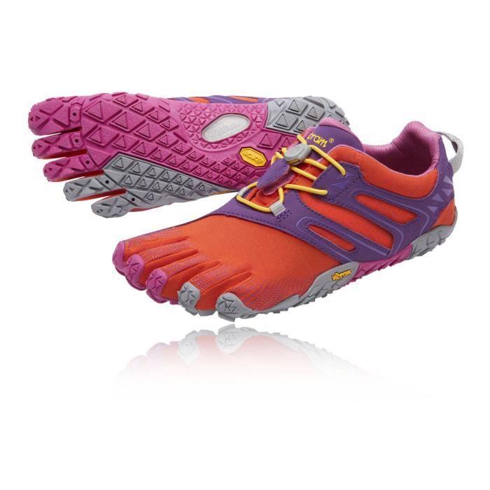 Vibram Femmes Five Fingers V-Trail Femmes Chaussures Course À Pied Randonnée