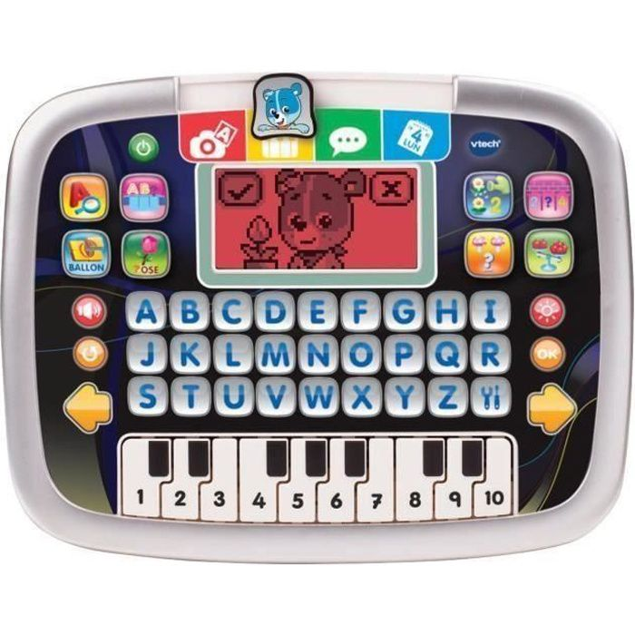 VTECH TABLETTE P'TIT GENIUS KID NOIRE