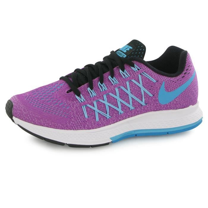 info for 51299 55a44 Nike Air Pegasus 32 W violet, chaussures de running femme